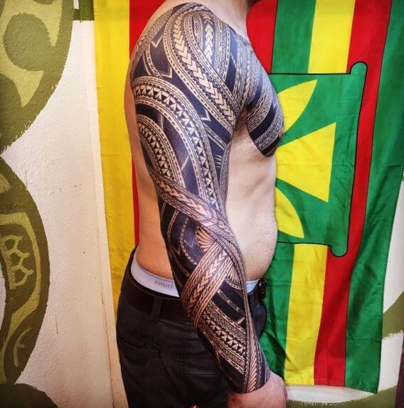 Hawaiian Tattoo 26