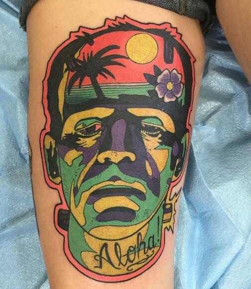 Hawaiian Tattoo 27