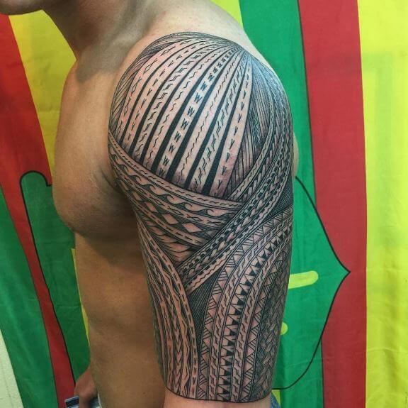 Hawaiian Tattoo 28