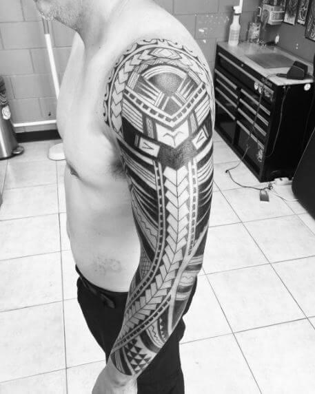 Hawaiian Tattoo 29