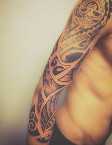 Hawaiian Tattoo 3