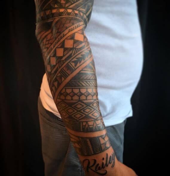 Hawaiian Tattoo 30