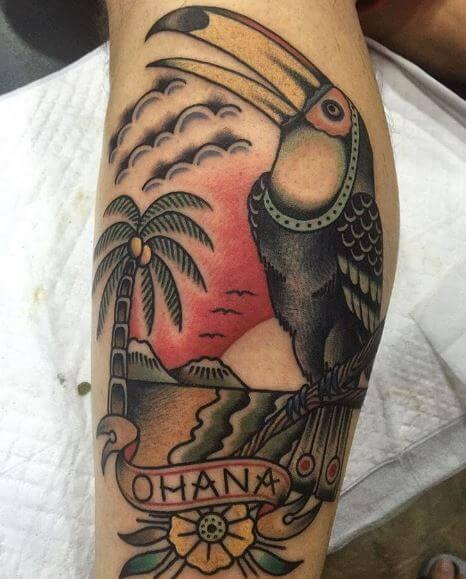 Hawaiian Tattoo 39