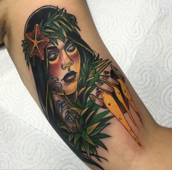 Hawaiian Tattoo 40