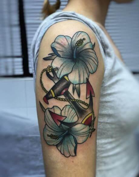 Hawaiian Tattoo 41