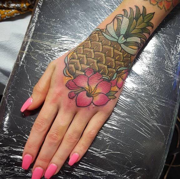 Hawaiian Tattoo 45