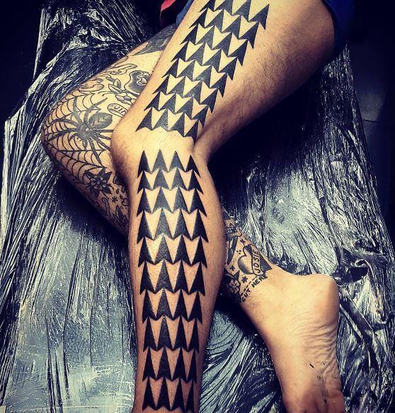 Hawaiian Tattoo 50