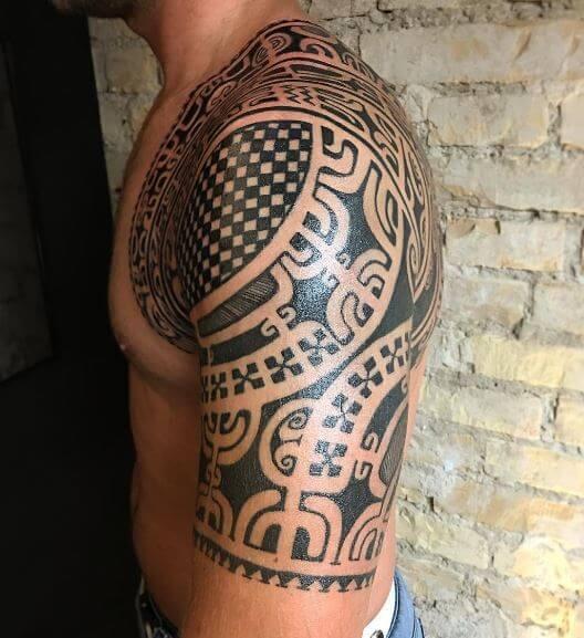 Hawaiian Tattoo 8