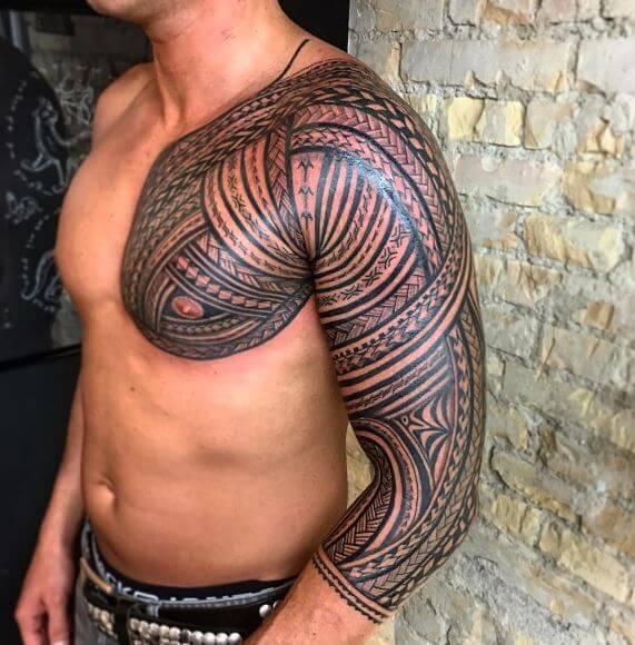 Hawaiian Tattoo 9