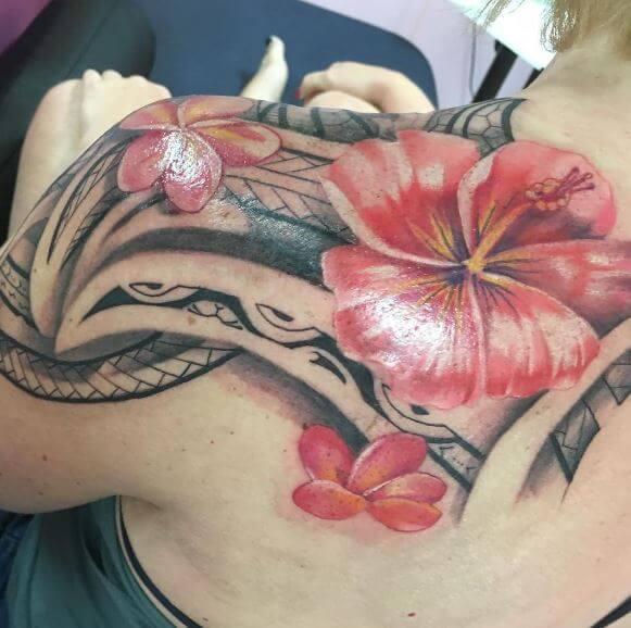 Hawaiian Tatttoo