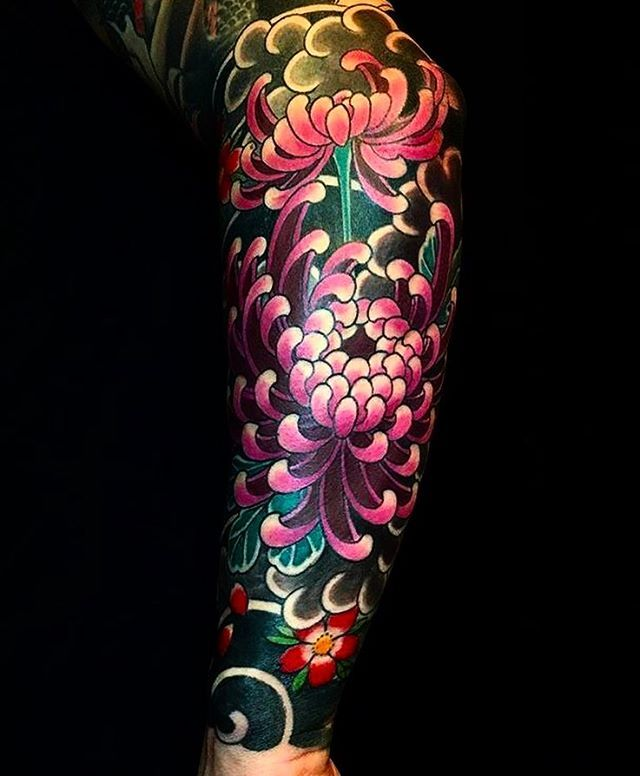 Japanese Tattoo Sleeve Ideas