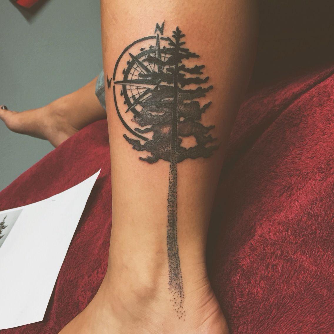 Celtic Snowflake Tattoos (3)