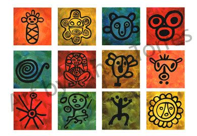 Dominican Taino Symbols And Meanings (114)