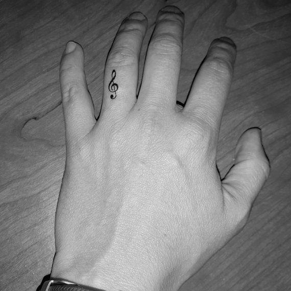 G Clef Tattoo (6)