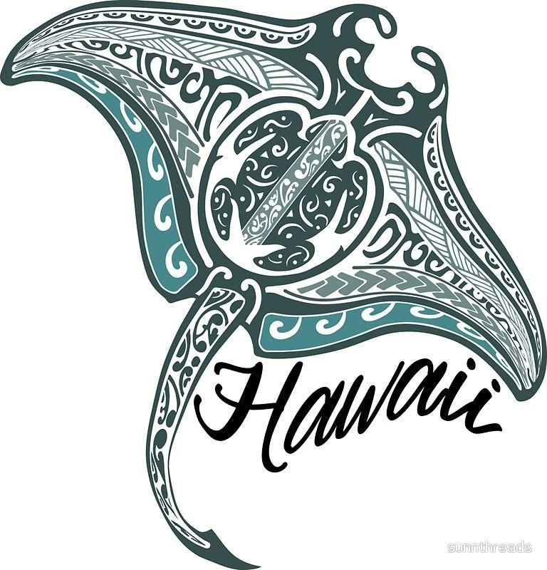 Hawaiian Fish Hook Tattoo (2)
