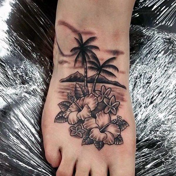 Hawaiian Island Chain Tattoo (4)