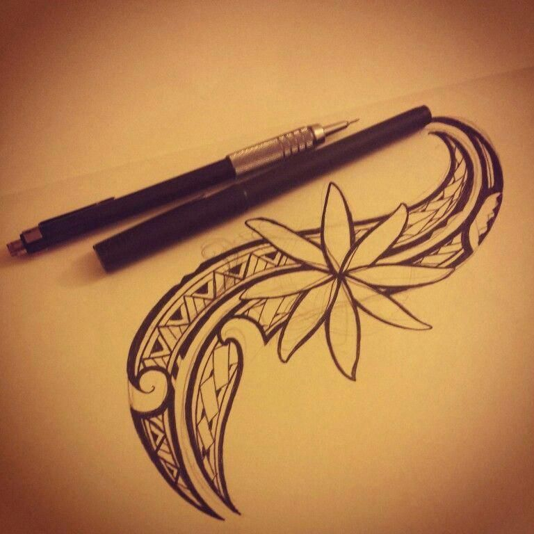 Hawaiian Tiki God Tattoos (2)