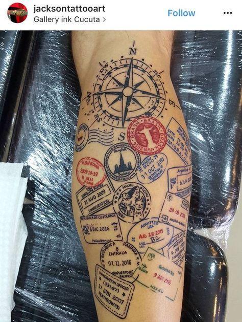 Hawaiian Tiki God Tattoos (3)
