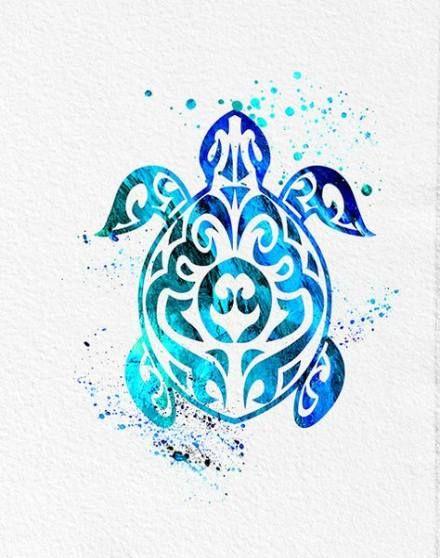Hawaiian Tribal Tattoo Symbols Meanings (9)