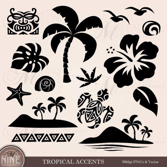 Hawaiian Tribal Tattoos For Men (6)