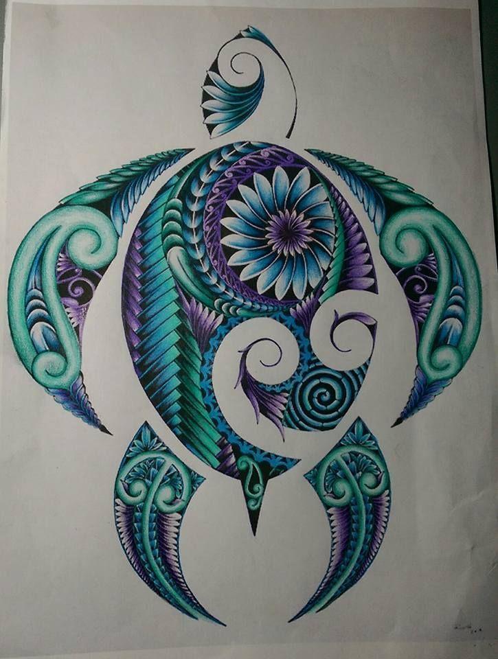 Hawaiian Warrior Tribal Tattoos (3)