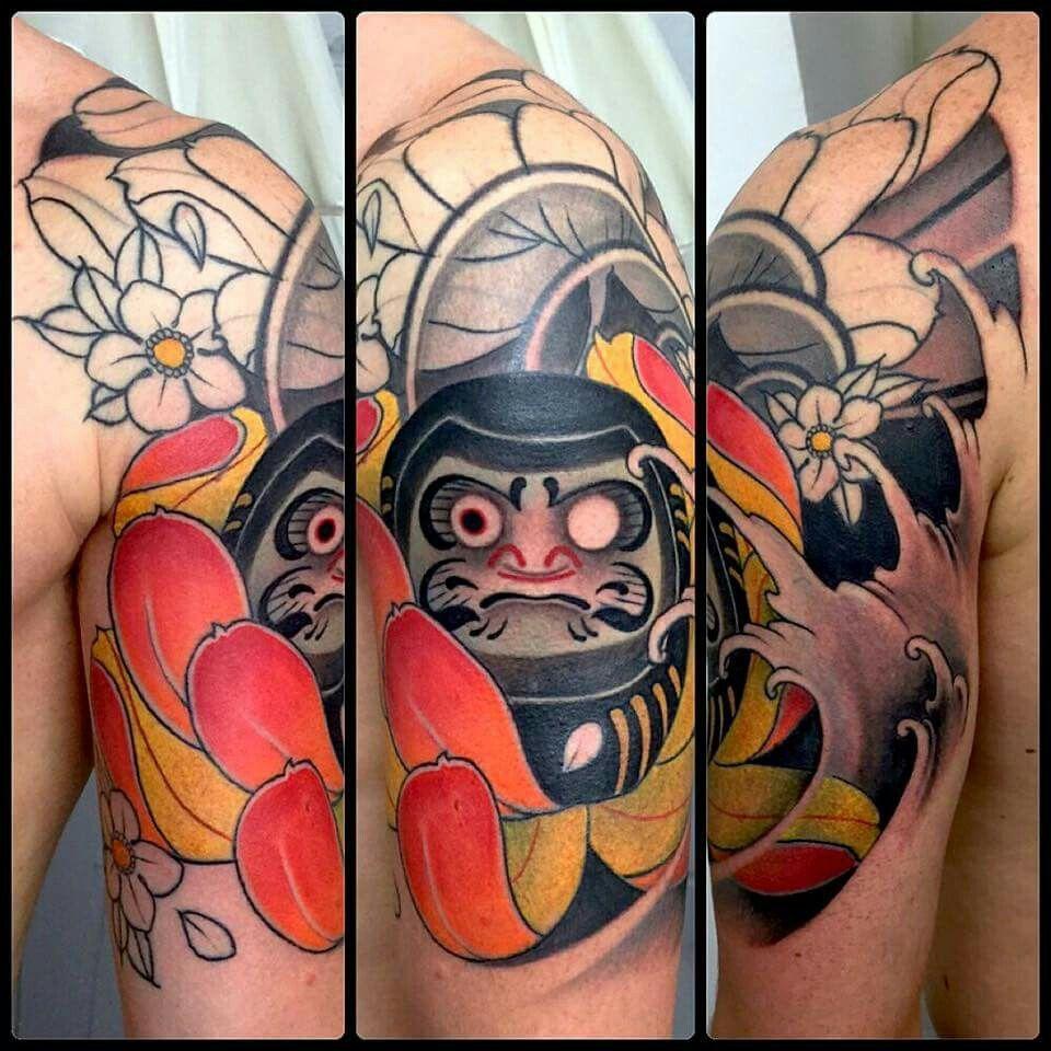 Japanese Style Tattoo Artist