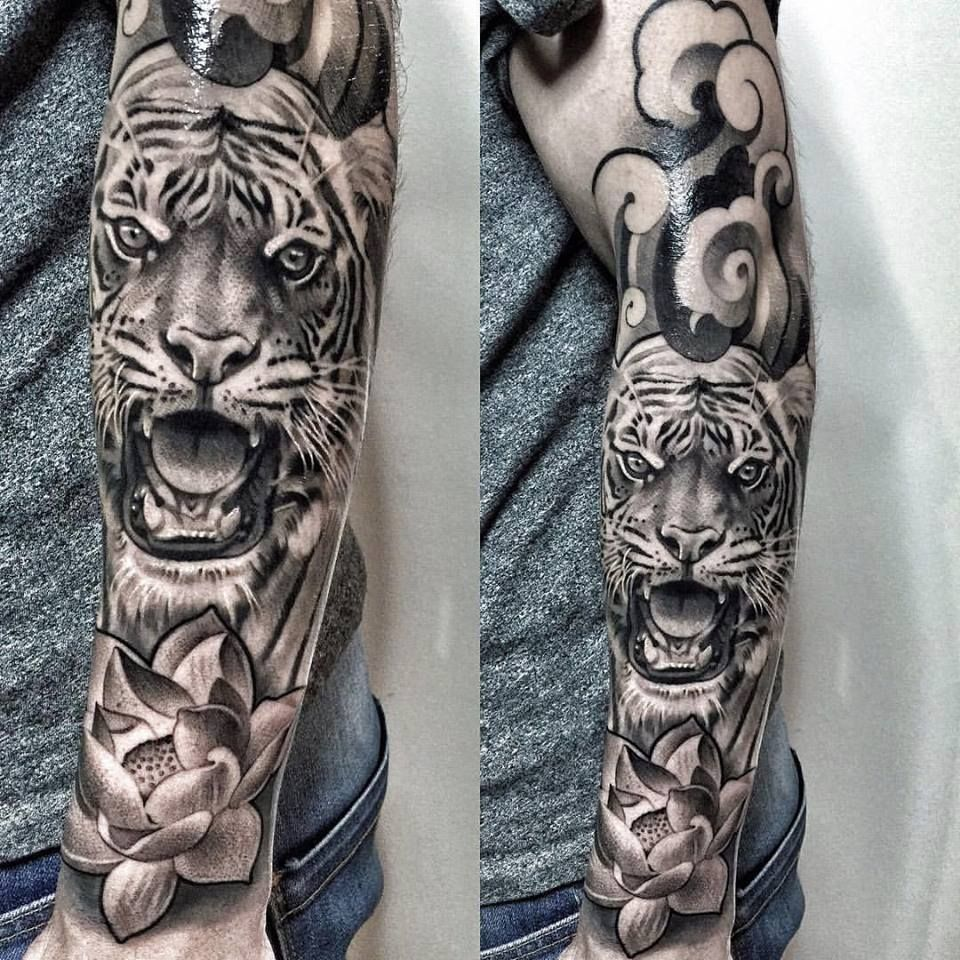 Japanese Tattoo Arm Sleeve Designs