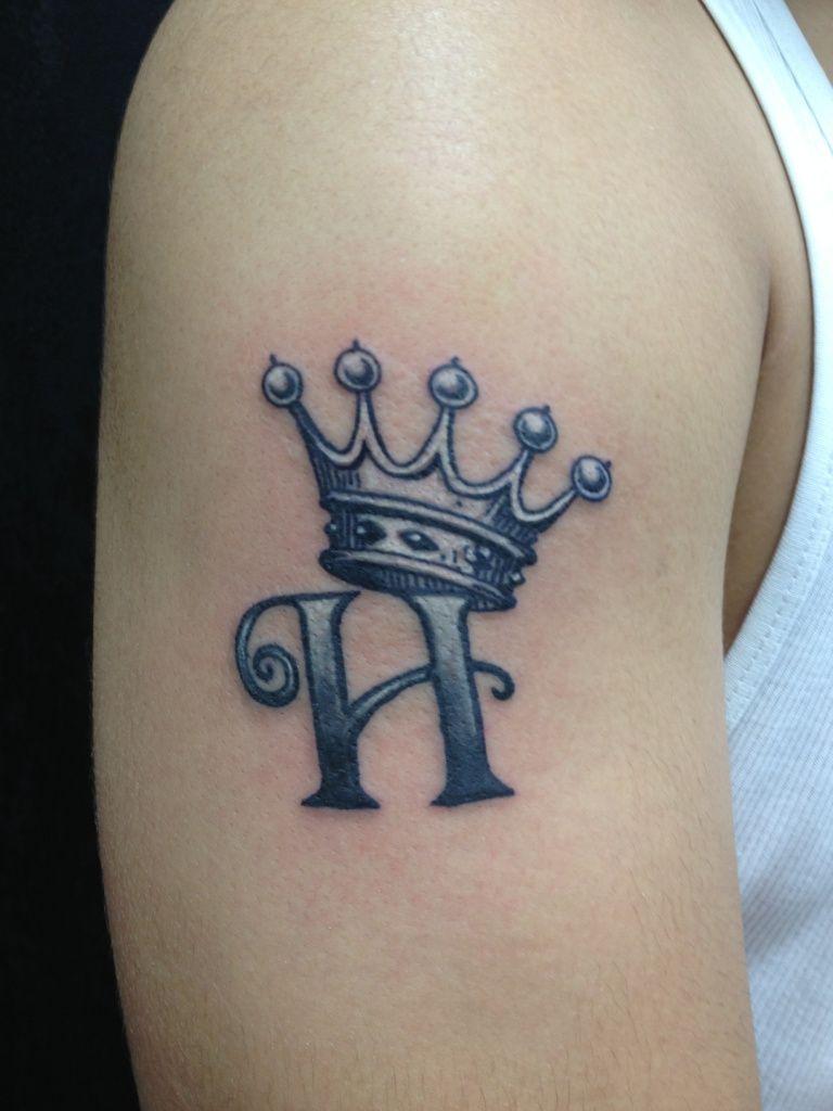 Men Shoulder Tattoos (1)
