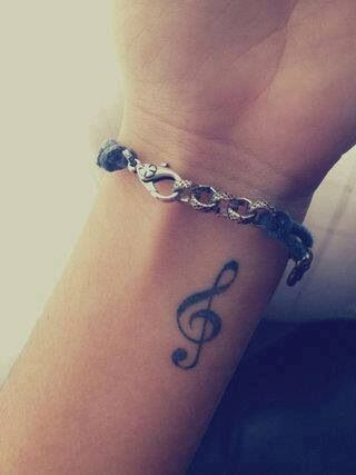 Music Note Tattoos Meaning (4)
