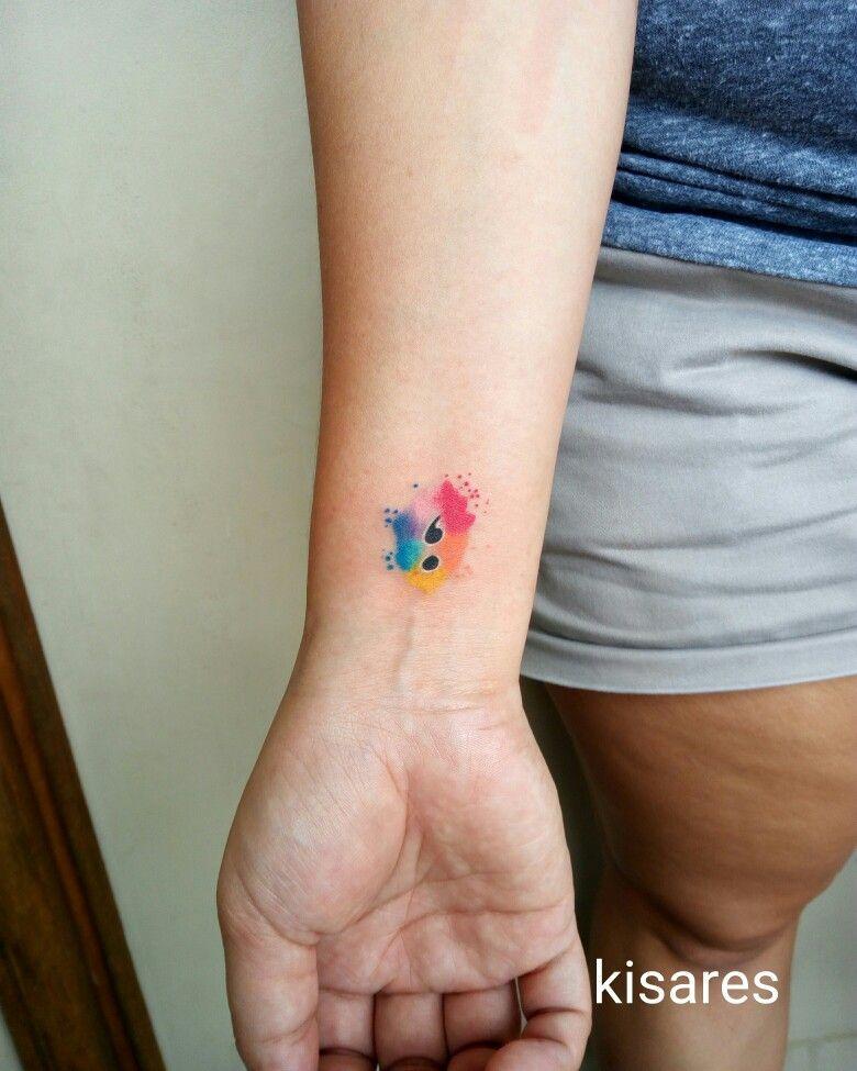 Rainbow Tattoo Designs (18)