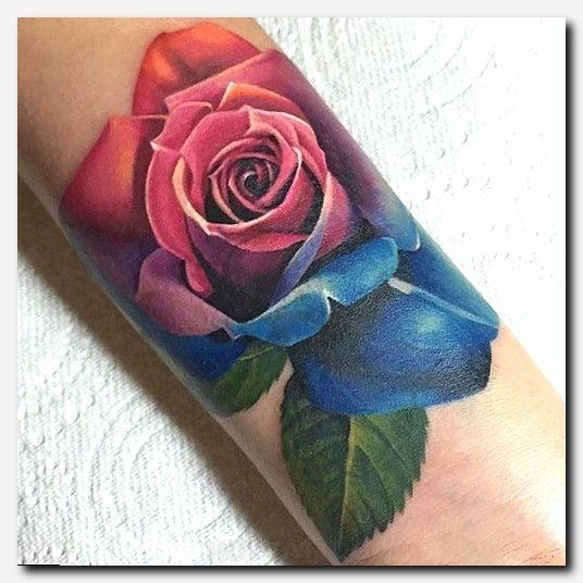 Rainbow Tattoo Designs (34)