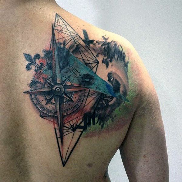 Rainbow Tattoo Designs (39)