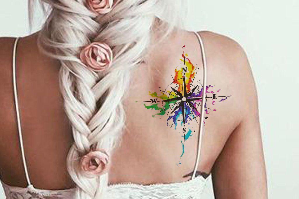 Rainbow Tattoo Designs (5)
