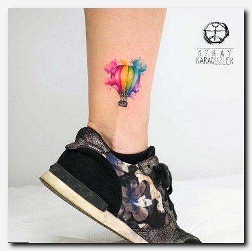 Rainbow Tattoo Designs (77)