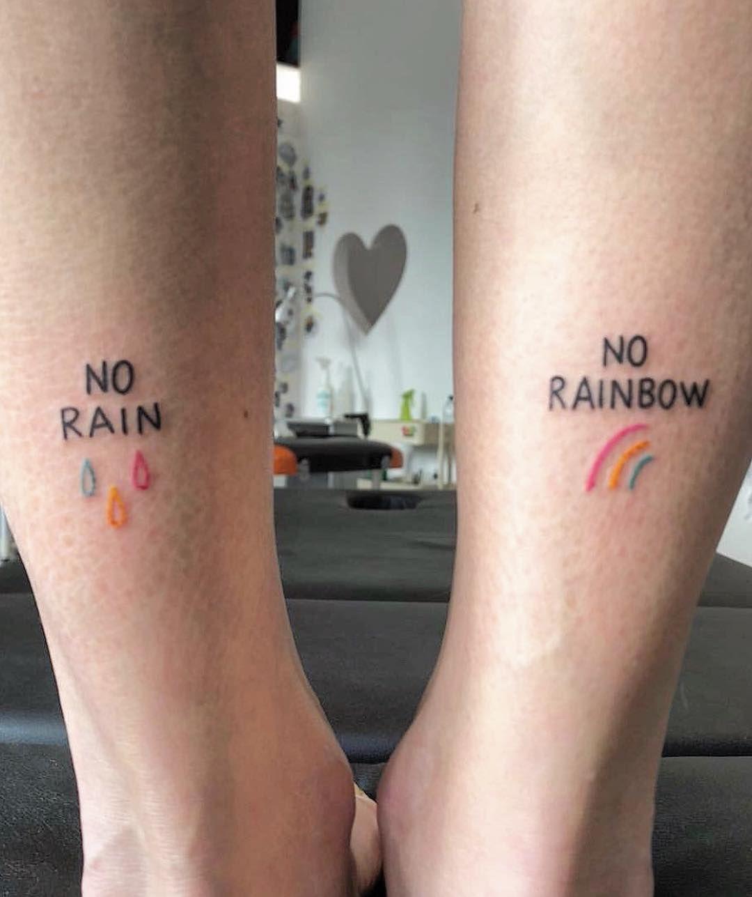 Rainbow Tattoo Designs (78)