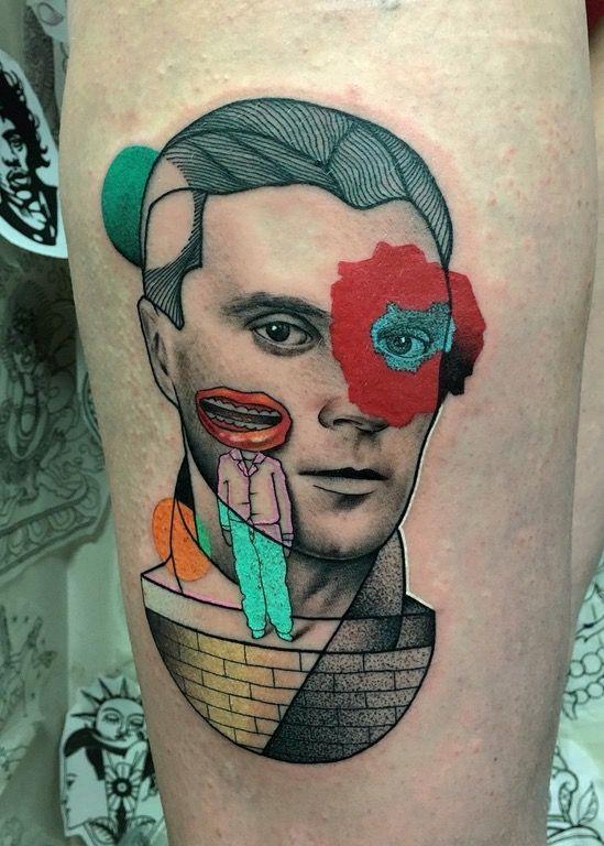 Rainbow Tattoo Designs (88)