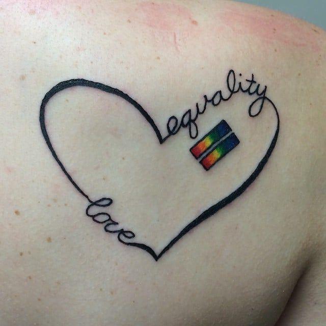 Rainbow Tattoo Designs (92)