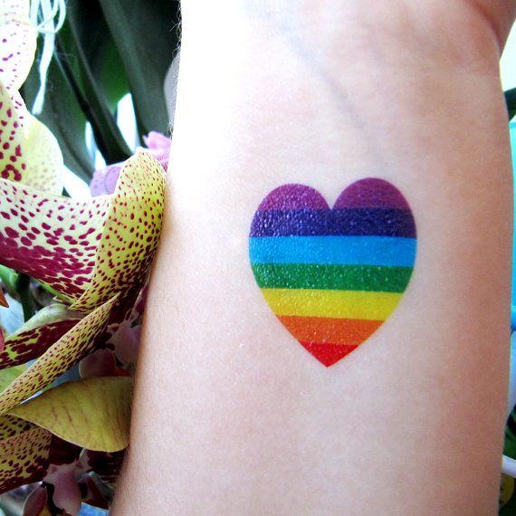 Rainbow Tattoo Designs (93)