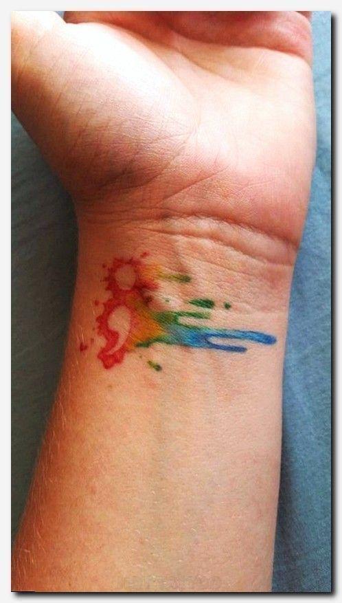 Rainbow Tattoo Designs (98)
