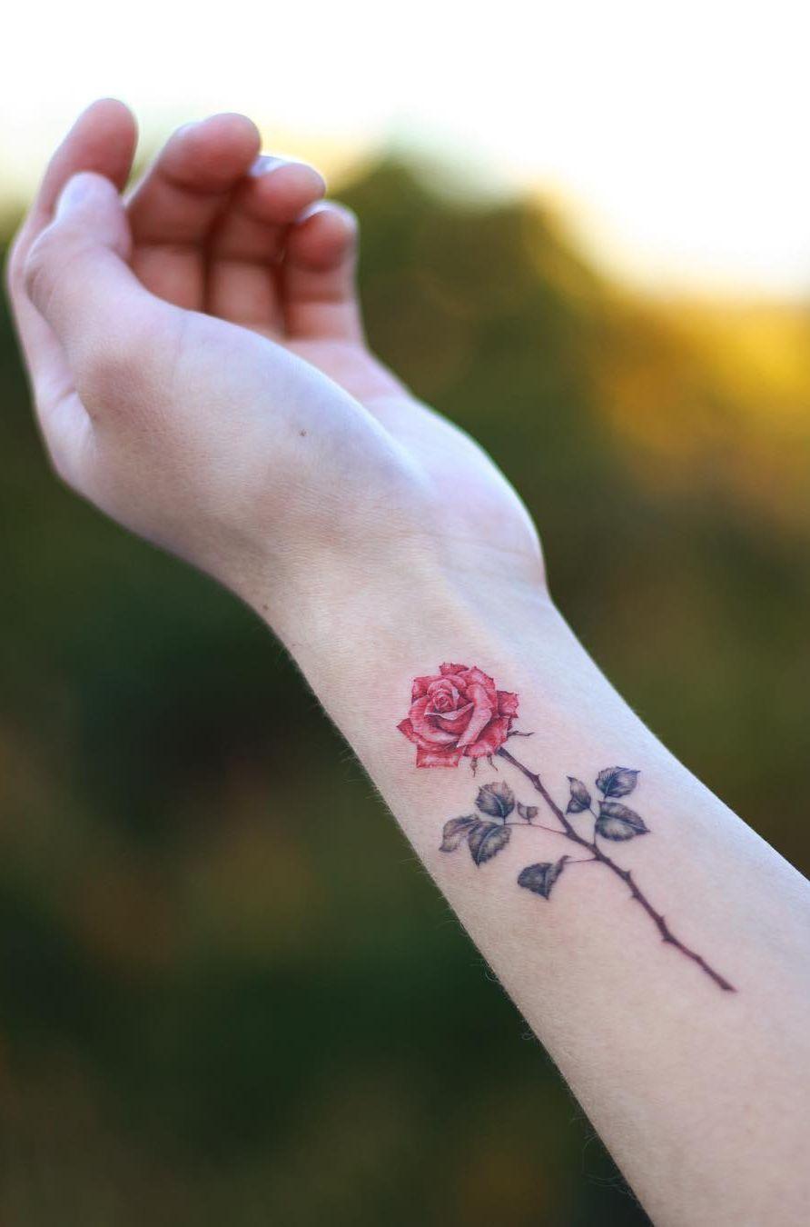 Rainbow Tattoo Designs (99)