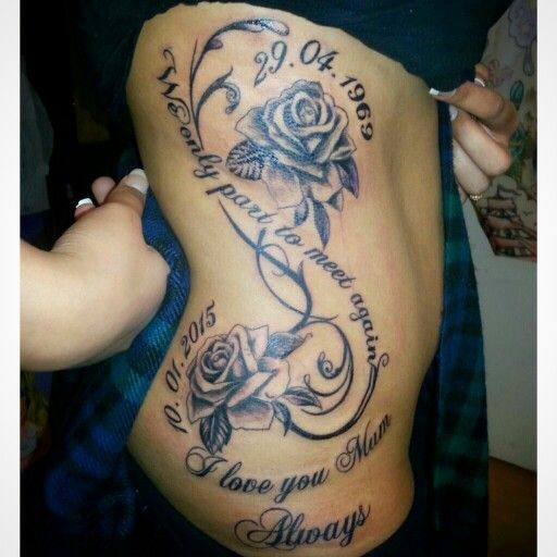 Rest In Peace Tattoos Pictures (10)