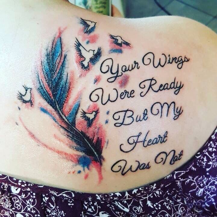 Rest In Peace Tattoos Quotes (10)