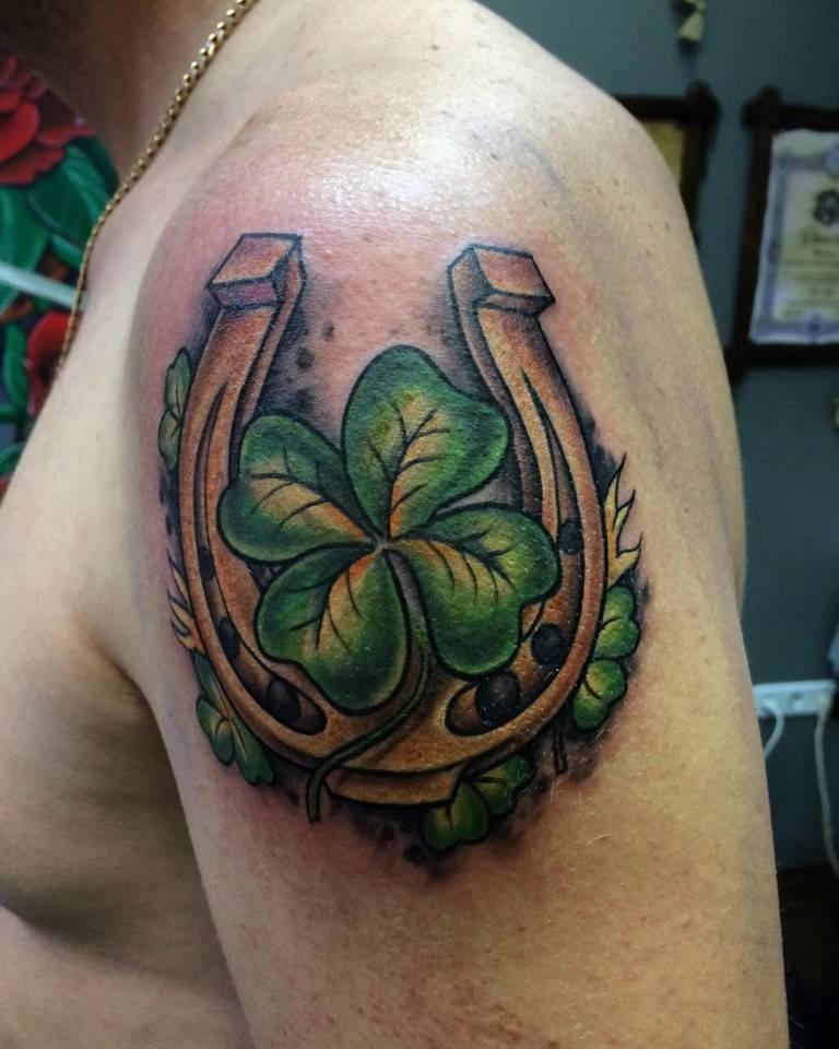 Shoulder Neck Tattoos (11)