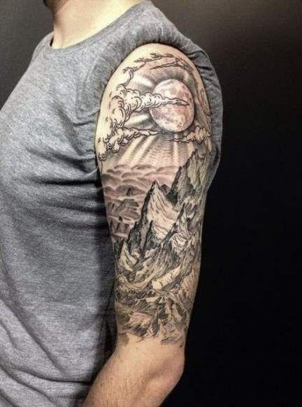 Shoulder Neck Tattoos (3)