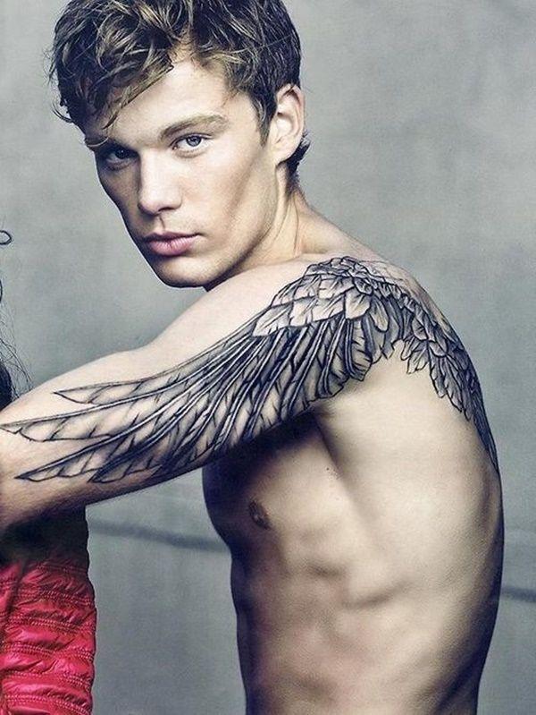 Shoulder Tattoos For Guys (5)