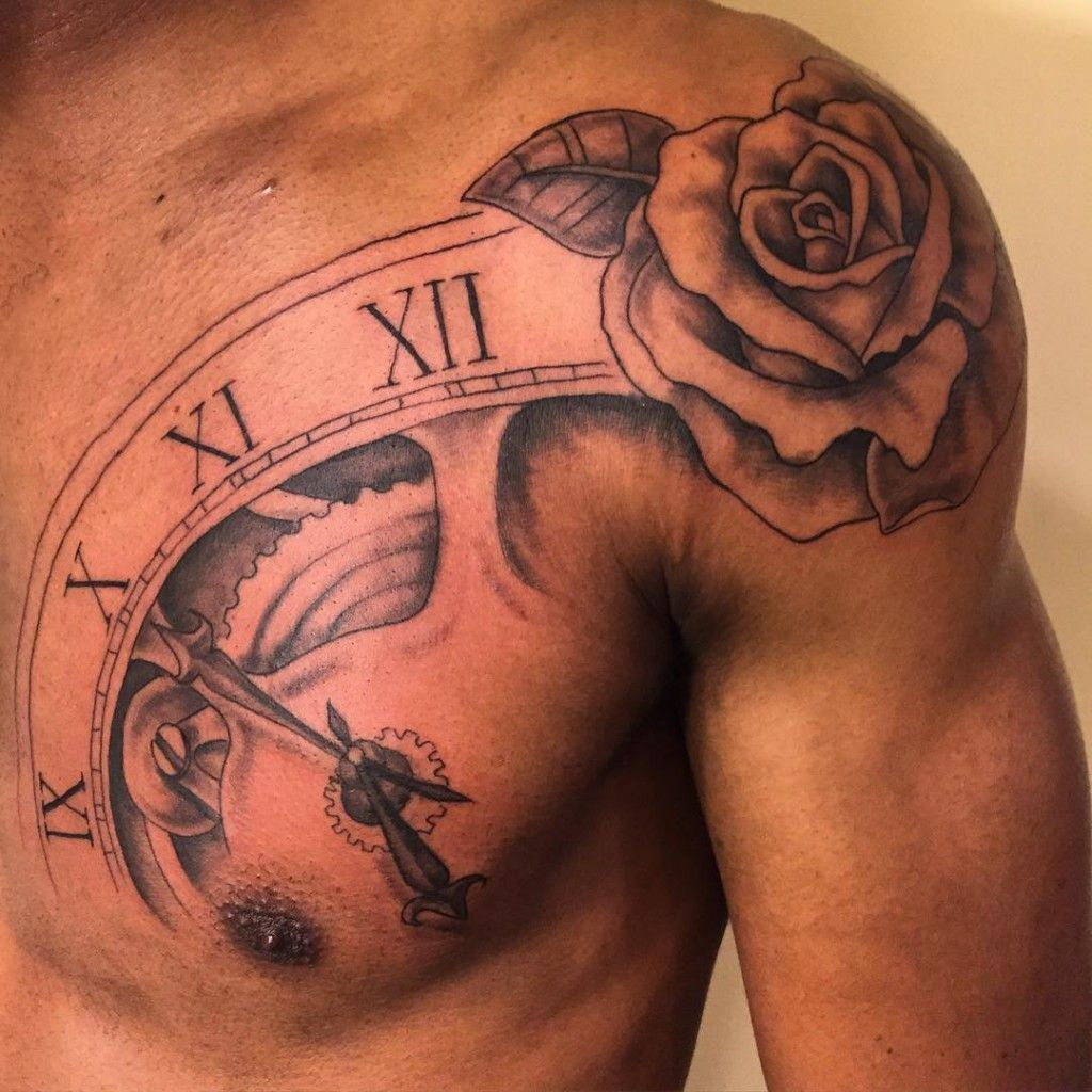 Shoulder Tattoos For Guys (6)