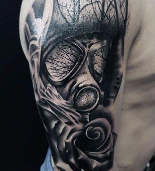 Shoulder Tattoos For Men Design Pictures (10)