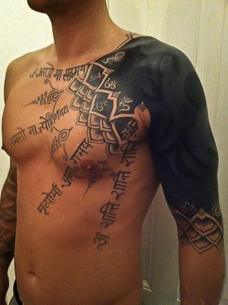 Shoulder Tattoos Ideas For Men (10)