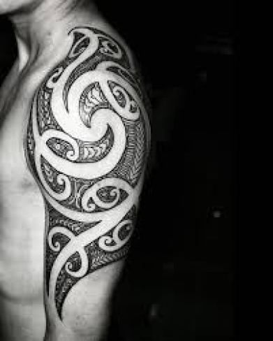 Shoulder Word Tattoos (5)
