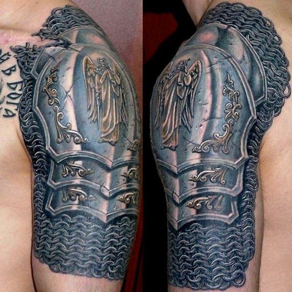Shoulder Word Tattoos (9)